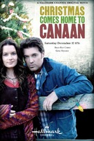 Christmas Comes Home to Canaan - Movie Poster (xs thumbnail)