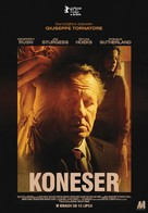 La migliore offerta - Polish Movie Poster (xs thumbnail)