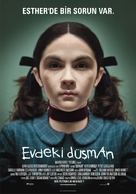 Orphan - Turkish Movie Poster (xs thumbnail)