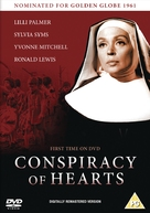Conspiracy of Hearts - British DVD movie cover (xs thumbnail)