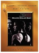 Million Dollar Baby - DVD movie cover (xs thumbnail)