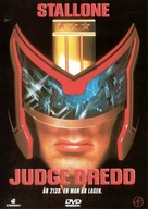 Judge Dredd - Swedish Movie Cover (xs thumbnail)