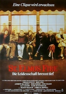 St. Elmo's Fire - German Movie Poster (xs thumbnail)