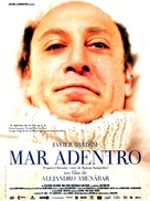 Mar adentro - French Movie Poster (xs thumbnail)