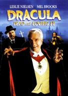 Dracula: Dead and Loving It - DVD cover (xs thumbnail)