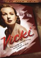 Vicki - DVD cover (xs thumbnail)