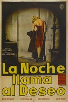 Girl of the Night - Argentinian Movie Poster (xs thumbnail)