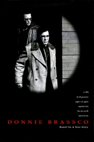 Donnie Brasco - Theatrical movie poster (xs thumbnail)