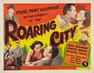 Roaring City - Movie Poster (xs thumbnail)