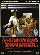 L'infermiera nella corsia dei militari - German DVD cover (xs thumbnail)