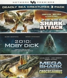 2 Headed Shark Attack - Blu-Ray cover (xs thumbnail)