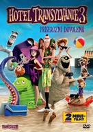 Hotel Transylvania 3: Summer Vacation - Czech DVD cover (xs thumbnail)