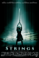 Strings - Brazilian Movie Poster (xs thumbnail)