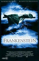 Frankenstein - German Movie Cover (xs thumbnail)