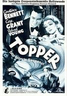 Topper - German Movie Poster (xs thumbnail)