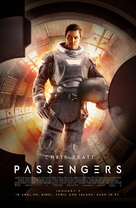 Passengers - Indian Movie Poster (xs thumbnail)