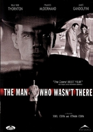 The Man Who Wasn't There - DVD movie cover (xs thumbnail)