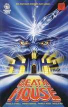 Sorority House Massacre - German VHS movie cover (xs thumbnail)