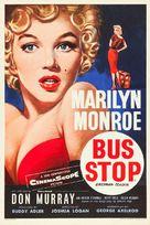 Bus Stop - British Movie Poster (xs thumbnail)
