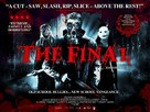 The Final - British Movie Poster (xs thumbnail)