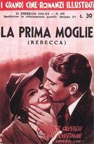 Rebecca - Italian poster (xs thumbnail)