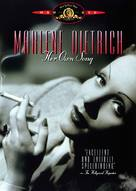Marlene Dietrich: Her Own Song - DVD cover (xs thumbnail)