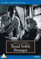 Tread Softly Stranger - British DVD cover (xs thumbnail)