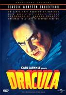 Dracula - DVD cover (xs thumbnail)