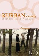 Offret - Turkish Movie Poster (xs thumbnail)