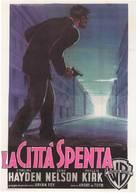 Crime Wave - Italian Movie Poster (xs thumbnail)