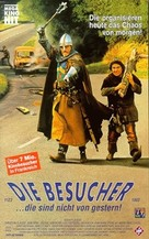 Les visiteurs - German Movie Poster (xs thumbnail)