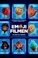 The Emoji Movie - Norwegian Movie Poster (xs thumbnail)
