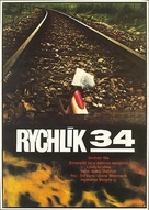 34-y skoryy - Czech Movie Poster (xs thumbnail)