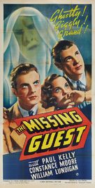 The Missing Guest - Movie Poster (xs thumbnail)