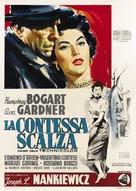 The Barefoot Contessa - Italian Movie Poster (xs thumbnail)