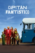Captain Fantastic - Argentinian Movie Cover (xs thumbnail)