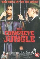 The Concrete Jungle - British DVD movie cover (xs thumbnail)
