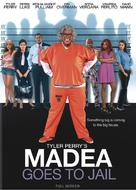Madea Goes to Jail - DVD cover (xs thumbnail)
