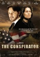 The Conspirator - Dutch Movie Poster (xs thumbnail)