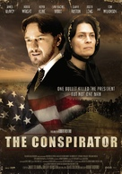 The Conspirator - Dutch Movie Poster (xs thumbnail)