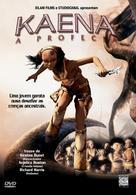 Kaena - Brazilian DVD cover (xs thumbnail)