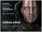 Coriolanus - British Movie Poster (xs thumbnail)