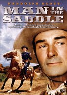 Man in the Saddle - DVD movie cover (xs thumbnail)