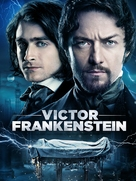 Victor Frankenstein - Movie Cover (xs thumbnail)
