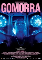 Gomorra - Turkish Movie Poster (xs thumbnail)