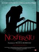 Nosferatu, eine Symphonie des Grauens - French Movie Poster (xs thumbnail)