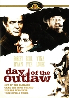 Day of the Outlaw - DVD cover (xs thumbnail)
