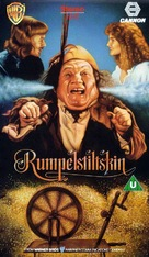 Rumpelstiltskin - British VHS movie cover (xs thumbnail)