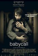 Babycall - German Movie Poster (xs thumbnail)