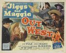 Jiggs and Maggie Out West - Movie Poster (xs thumbnail)
